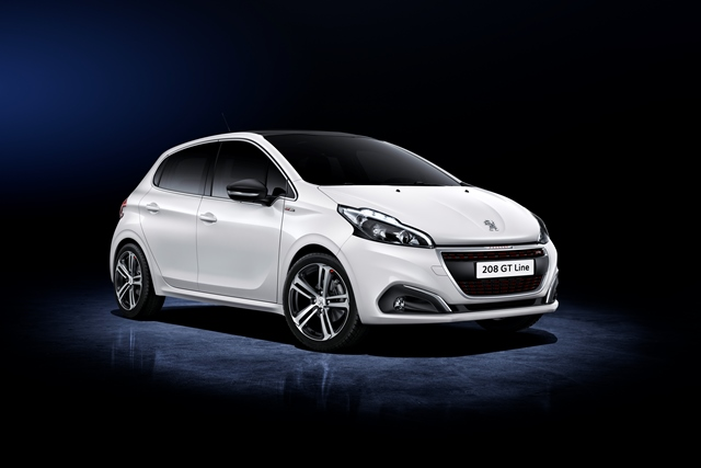 Peugeot 208 v novom šate