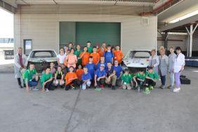 Druhý ročník Automobilovej junior akadémie 2017